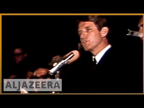 🇺🇸 50 years since assassination of US progressive icon Robert Kennedy
