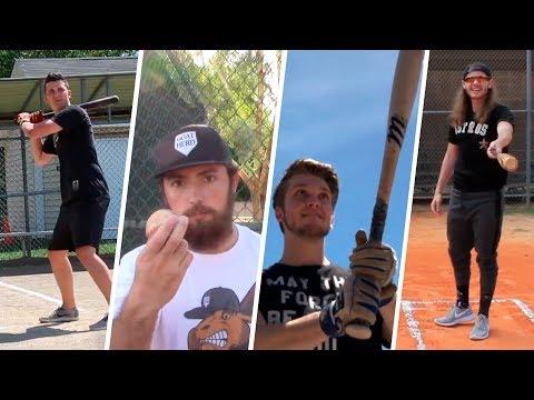 Top 10 MLB YouTubers Who Can Actually Play Baseball