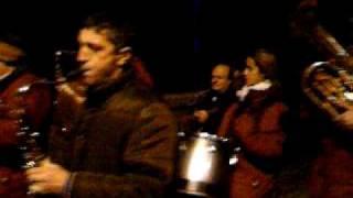 preview picture of video 'La Banda Musicale Città di Gallese suona la Sveglia dell'Immacolata, ore 5.00'