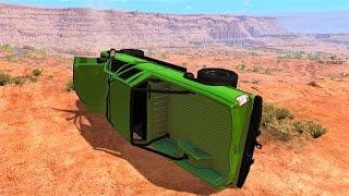 СУМАСШЕДШИЙ ВОДИТЕЛЬ!!! BeamNG Drive аварии и ДТП! ТОРМОЗИ НА ПОВОРОТАХ!!!