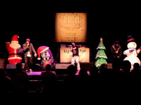 DiY @ How the Grouch Stole Christmas battle of the bands