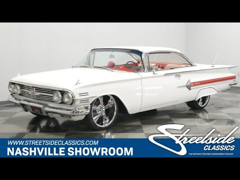 1960 Chevrolet Impala (CC-1305710) for sale in Lavergne, Tennessee