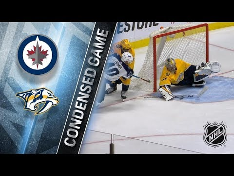 Winnipeg Jets vs Nashville Predators – Dec. 19, 2017 | Game Highlights | NHL 2017/18. Обзор матча
