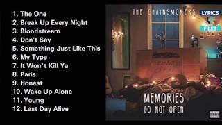 The Chainsmokers Memories Do Not Open [ full album ]