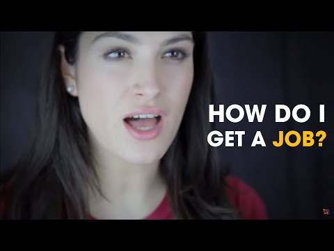 video thumbnail for How to - Find a job