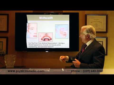 Facials, hyaluronic acid at bitamina E.