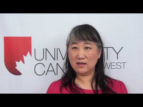 MBA student from China discusses the benefits of studying at UCW