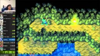 Golden Sun 1 All Djinn Speedrun In 3:57:42 (100%)