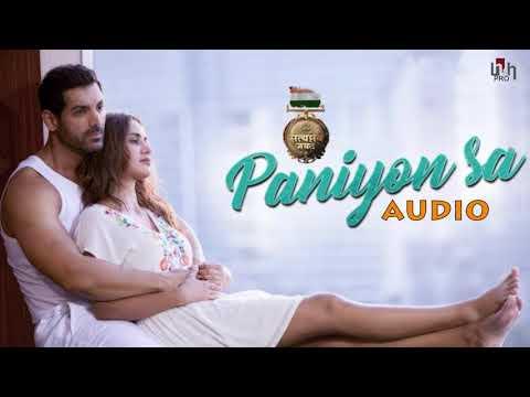 Paniyon Sa Behta Rahu Full Song Atif Aslam | Satyameva Jayate