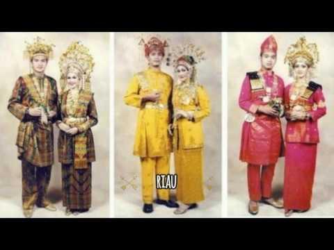 Video Pakaian Adat di Indonesia