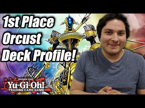 Yu-Gi-Oh! Pro-Play Tour Philadelphia 1st Place Orcust Deck Profile! ft. Kevin Lopez!
