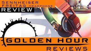 Sennheiser UNIQUE headphones ( Freitag × Urbanite ) Review