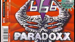 666 - Paradoxx (X-Tended 666 Mix)