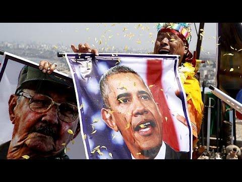 ΗΠΑ: Ιστορική επίσκεψη Ομπάμα στην Κούβα ανακοινώνει ο Λευκός Οίκος