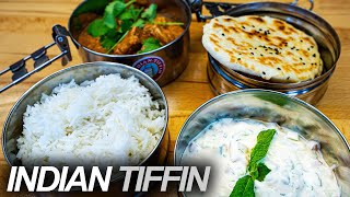 Butter Chicken VS. Chicken Tikka Masala   Indian Tiffin Style   Bernd Zehner   4k