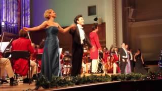 Концерт «Новогодний концерт в Вене» в Московской консерватории...
