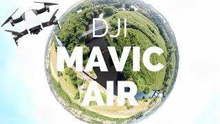 Our Beginner's Review of the DJI Mavic Air Drone