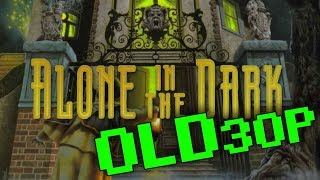 OLDЗор игры Alone in the Dark (1992)