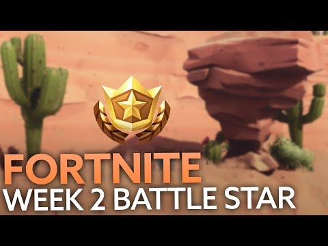 Fortnite Search Between An Oasis Rock Archway And Dinosaurs Location Revealed Week  Challenges