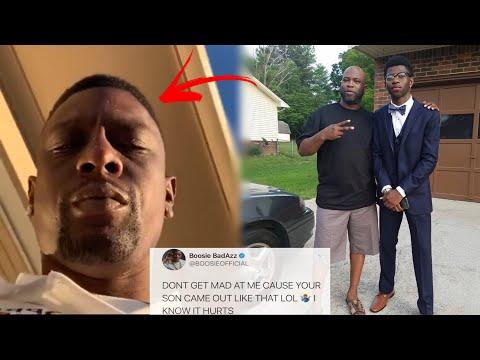 Boosie Responds To Lil Nas X Dad Going Off On Him!?