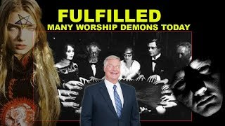 Ellen White Predicted Demons would be OPENLY Worshiped