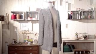 Trailer: Deine erste Strickjacke selber stricken