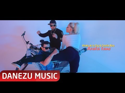 Printu De La Cluj & Catalin Mira – Arata tanc Video