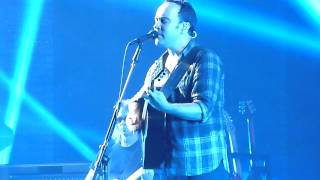 Dave Matthews Band--Cry Freedom Burgettstown, PA 5/31/2013