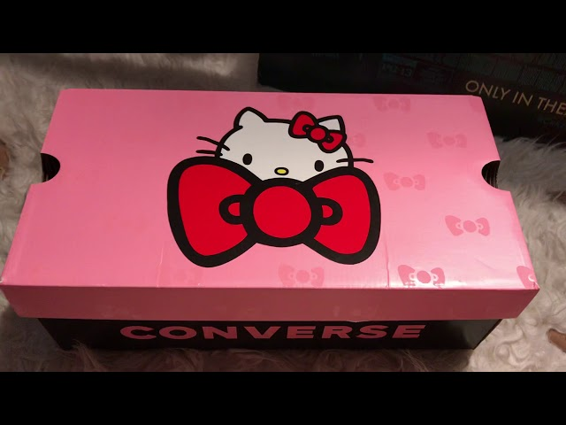7ae793694 8 Reasons to/NOT to Buy Converse x Hello Kitty Chuck 70 Canvas High ...