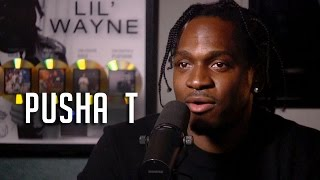 Hot 97 - Pusha T Goes Off on Critics of His