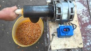 Лущилка для кукурузы