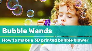 Makers Empire Lesson Plan Video: Colourful Bubbles  | Grades K-1 | Science