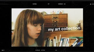 My art collection!!!