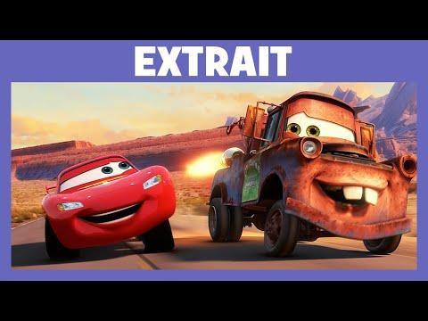 Cars 2 - Extrait : Martin participe au Grand Prix