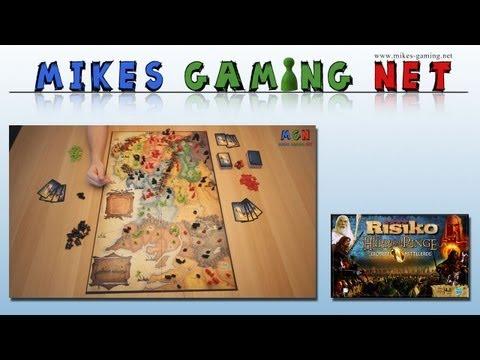 Herr der Ringe Risiko | Verlag: Winning Moves