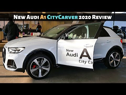 New Audi A1 CityCarver 2020 Review Interior Exterior