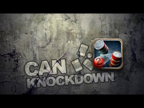 Video of Can Knockdown 2