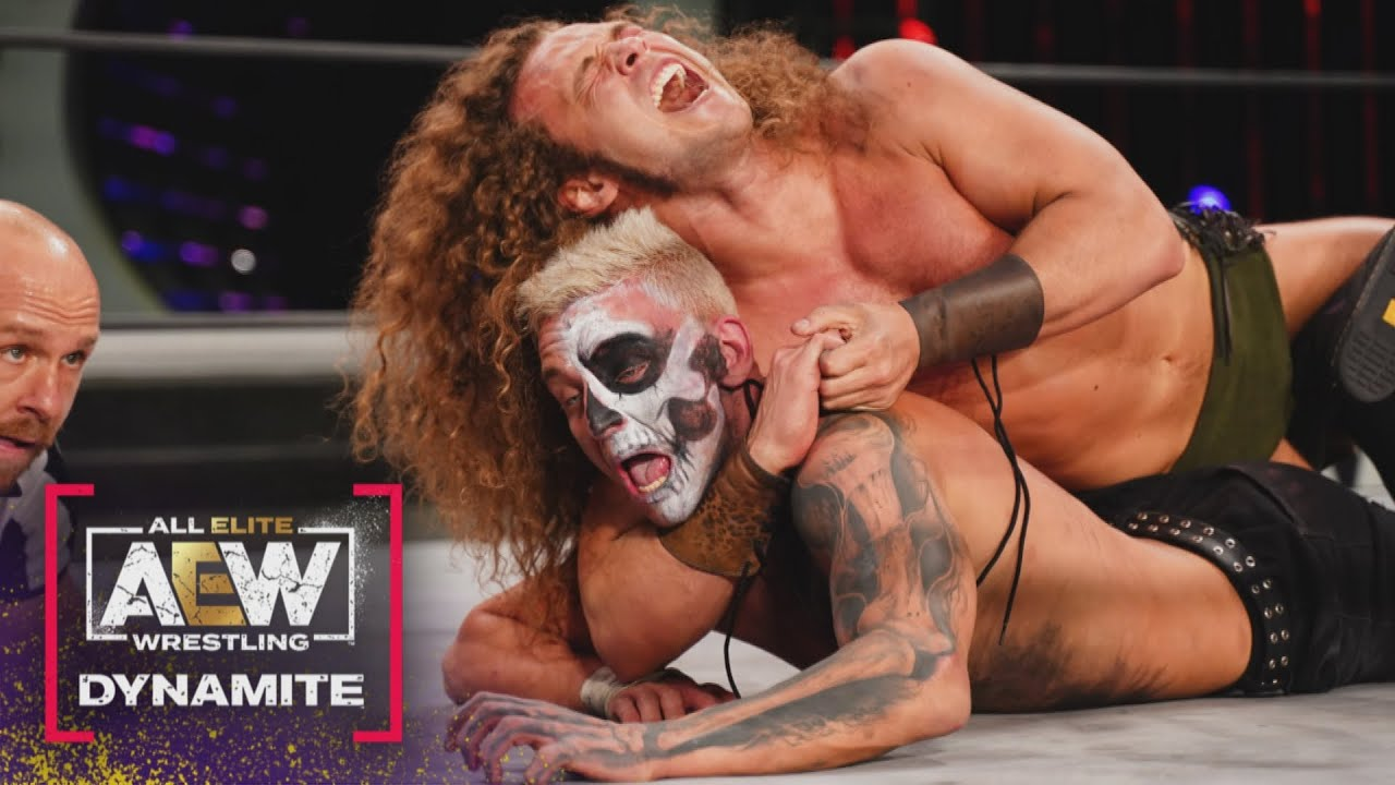 """Video: Sting Says """"This Is The Best Wrestling I've Ever Seen"""" After AEW Dynamite"""