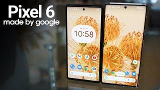 Google Pixel 6 And Google Pixel 6 Pro - In Depth Review