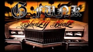 "West Coast G Funk Rap Beat ""RIDE"" by ShonzY BeatZ (no samples all played)"