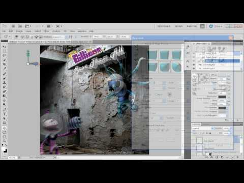 How To: Set Up a Virtual Photo Shoot in Photoshop CS5
