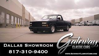 1990 Chevrolet C1500 454SS Race Truck - Gateway Classic Cars of Dallas #918