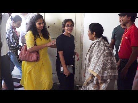 Viral Video: Ajith Family Watched Draupathi Movie | Shalini Ajith, Anoushka, RichardRishi, Shamili