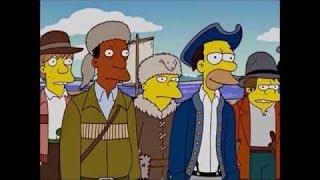 La Expedicion De Lewis Y Clark (Parte 1/2) Los Simpson