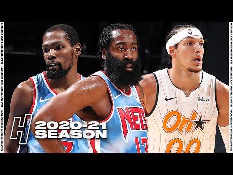 Orlando Magic vs Brooklyn Nets – Full Game Highlights   January 16, 2021   2020-21 NBA Season