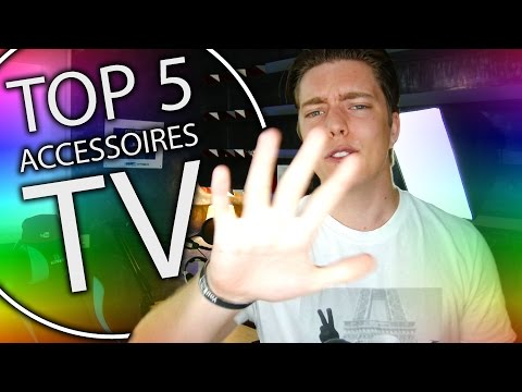 5 ACCESSOIRES TV À MOINS DE 50€ (enfin, presque tous...)