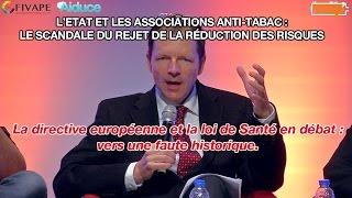 La directive européenne et la loi de Santé : vers une faute historique.