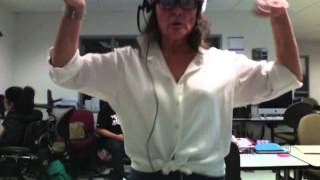 Kathleen doing LTD - Back In Love Again