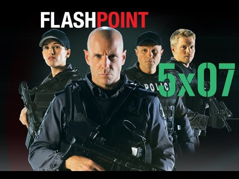 Flashpoint 5x07 Il Lusso Dell Oblio (ITA)