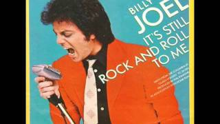 Billy Joel - It's Still Rock And Roll To Me (A Jimmy Michaels Mix)